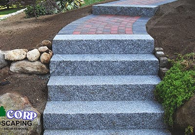 Outdoor Stairs Projects